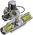 electro hydrolic actuator