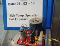 Indelac ASC actuator suffered no damaging effect from the high temperature exposure resized 600