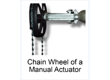 Chain_Wheel_of_a_Manual_Actuator