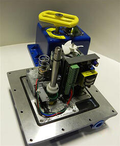 Indelac_Electric_Actuator_with_Positioner
