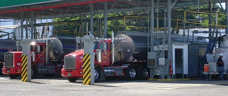 Electric Rotary Valve Actuators can Optimize Ethanol/Gasoline Blending at Truck Terminals