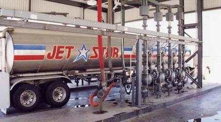 Electric Rotary Valve Actuators Optimizing Ethanol/Gasoline Blending at Truck Terminals