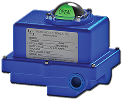 Quarter Turn Electric Actuators