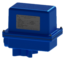 SR and SX Series NEMA 4 Actuator NO BKG