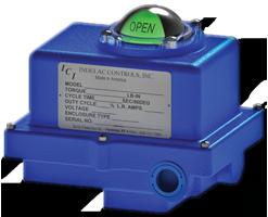 Quarter Turn Electric Actuators