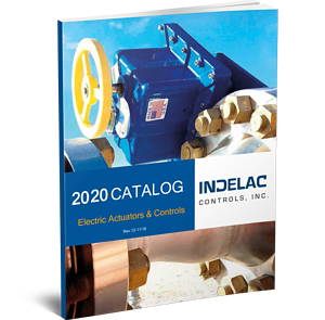 Electric Actuators & Controls Product Catalog <span>(Available in English, Spanish, & French)</span>