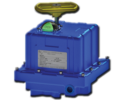 Internal Battery Back-up Actuators