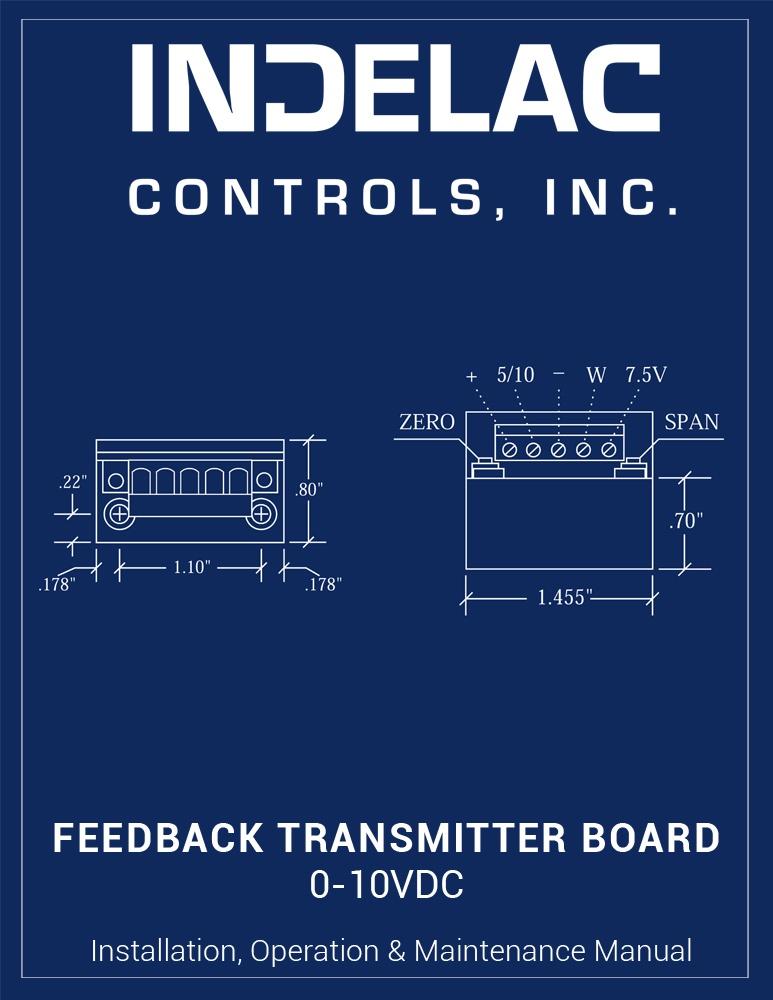 0-10VDC Transmitter Board
