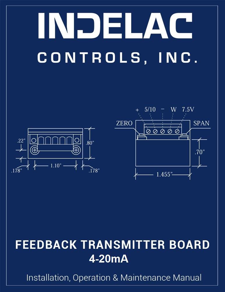 4-20mA Transmitter Board