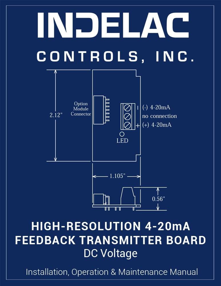 High-Resolution Transmitter Board DC Voltage