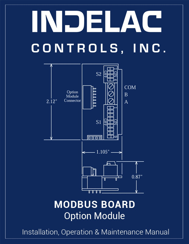 Modbus Board Option Module
