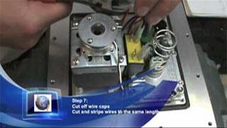 Brake Installation on SD, SDx & M Series - 115AC