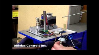 How does an electric actuator work?