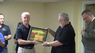 KPPC's ES Award presented to Indelac Controls, Inc