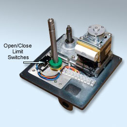 Open/Close Limit Switches
