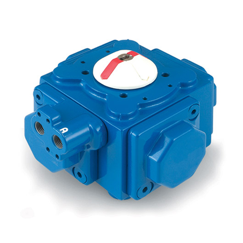 Pneumatic Actuator - IP SERIES (Available in July 2011)