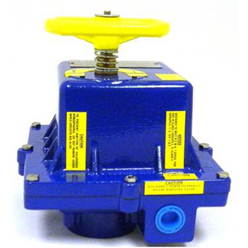 Electric Rotary Actuator - S SERIES NEMA 7 (Model SR7DF05-5MH4VP)